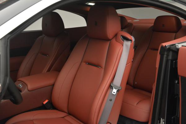 Used 2016 Rolls-Royce Wraith for sale Sold at Aston Martin of Greenwich in Greenwich CT 06830 16