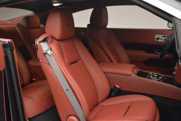 Used 2016 Rolls-Royce Wraith for sale Sold at Aston Martin of Greenwich in Greenwich CT 06830 20