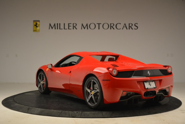 Used 2014 Ferrari 458 Spider for sale Sold at Aston Martin of Greenwich in Greenwich CT 06830 17