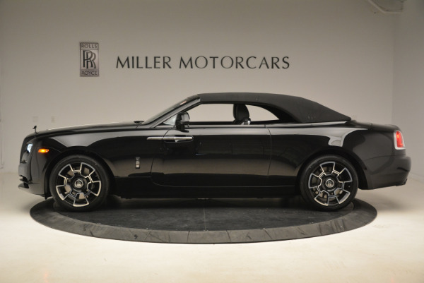 New 2018 Rolls-Royce Dawn Black Badge for sale Sold at Aston Martin of Greenwich in Greenwich CT 06830 14