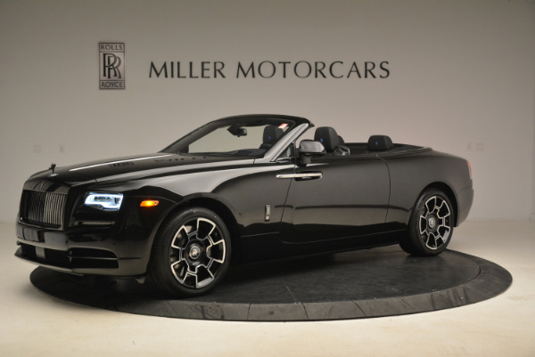 New 2018 Rolls-Royce Dawn Black Badge for sale Sold at Aston Martin of Greenwich in Greenwich CT 06830 2