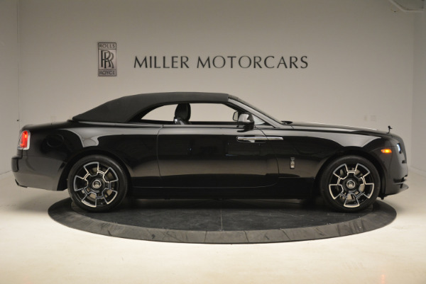 New 2018 Rolls-Royce Dawn Black Badge for sale Sold at Aston Martin of Greenwich in Greenwich CT 06830 20
