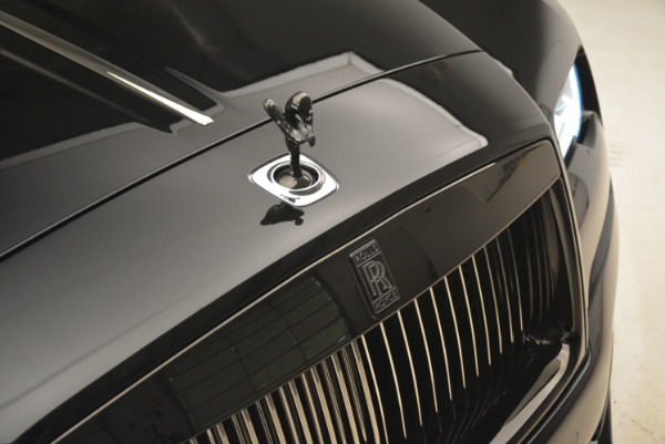 New 2018 Rolls-Royce Dawn Black Badge for sale Sold at Aston Martin of Greenwich in Greenwich CT 06830 25