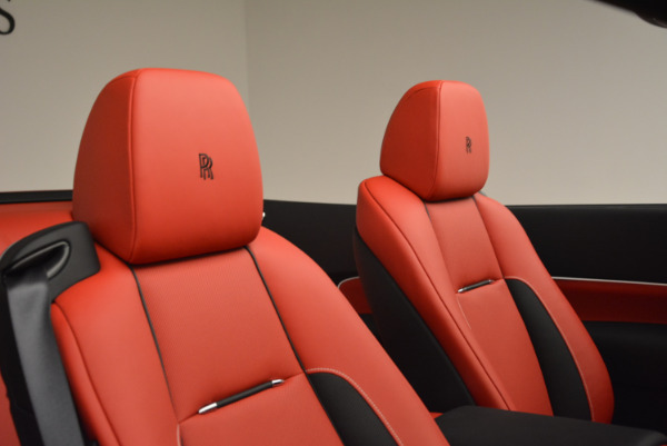 New 2018 Rolls-Royce Dawn for sale Sold at Aston Martin of Greenwich in Greenwich CT 06830 28