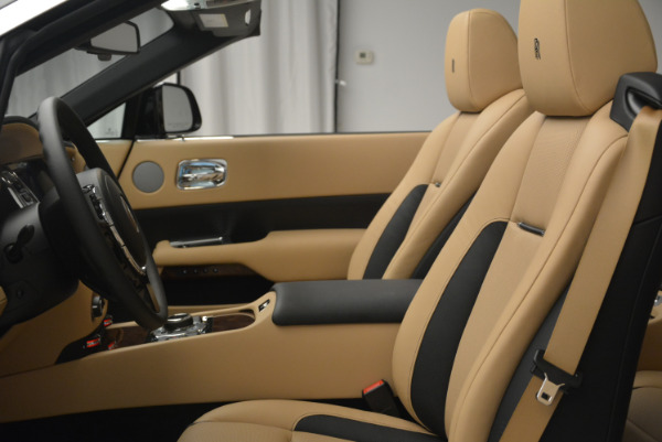 Used 2018 Rolls-Royce Dawn for sale Sold at Aston Martin of Greenwich in Greenwich CT 06830 23