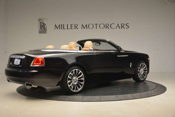 Used 2018 Rolls-Royce Dawn for sale Sold at Aston Martin of Greenwich in Greenwich CT 06830 7