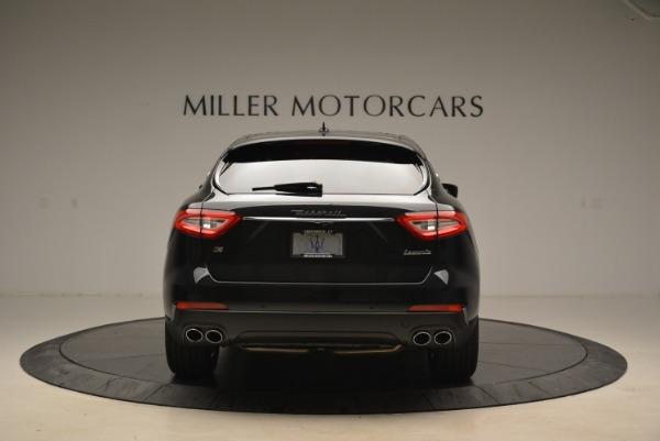 New 2018 Maserati Levante Q4 for sale Sold at Aston Martin of Greenwich in Greenwich CT 06830 5
