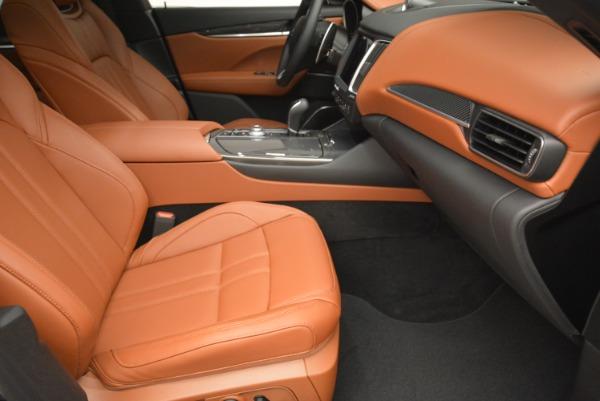 New 2018 Maserati Levante Q4 GranSport for sale Sold at Aston Martin of Greenwich in Greenwich CT 06830 24