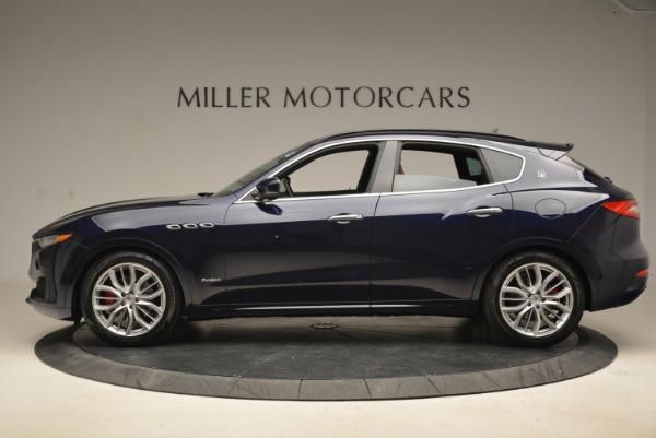 New 2018 Maserati Levante Q4 GranSport for sale Sold at Aston Martin of Greenwich in Greenwich CT 06830 3