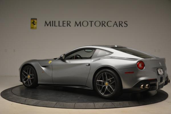 Used 2017 Ferrari F12 Berlinetta for sale Sold at Aston Martin of Greenwich in Greenwich CT 06830 4