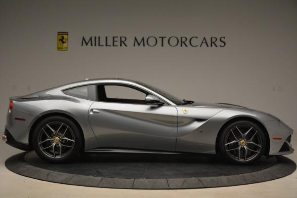 Used 2017 Ferrari F12 Berlinetta for sale Sold at Aston Martin of Greenwich in Greenwich CT 06830 9