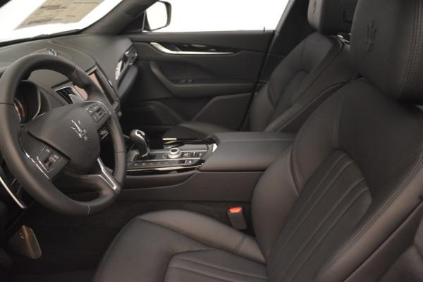 New 2018 Maserati Levante Q4 for sale Sold at Aston Martin of Greenwich in Greenwich CT 06830 13