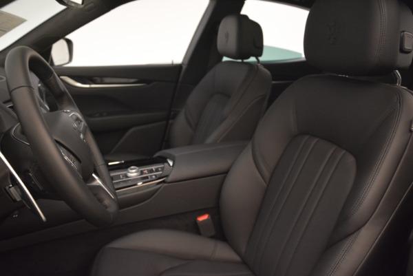 New 2018 Maserati Levante Q4 for sale Sold at Aston Martin of Greenwich in Greenwich CT 06830 14