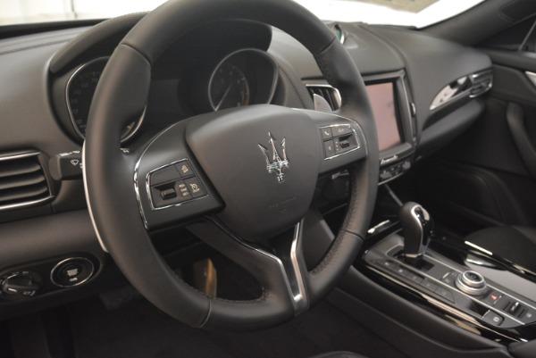 New 2018 Maserati Levante Q4 for sale Sold at Aston Martin of Greenwich in Greenwich CT 06830 15