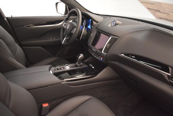 New 2018 Maserati Levante Q4 for sale Sold at Aston Martin of Greenwich in Greenwich CT 06830 20