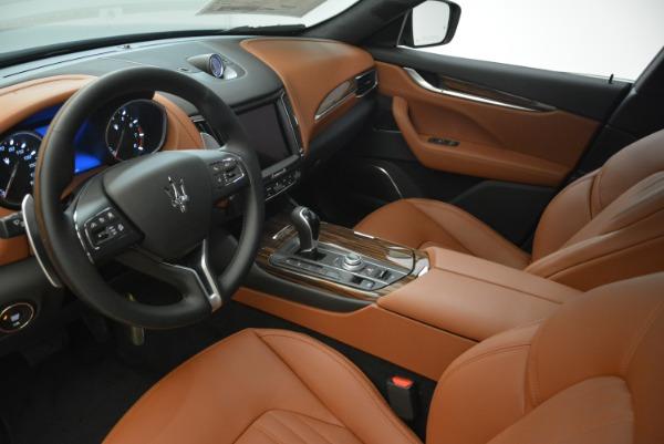 New 2018 Maserati Levante Q4 GranLusso for sale Sold at Aston Martin of Greenwich in Greenwich CT 06830 12
