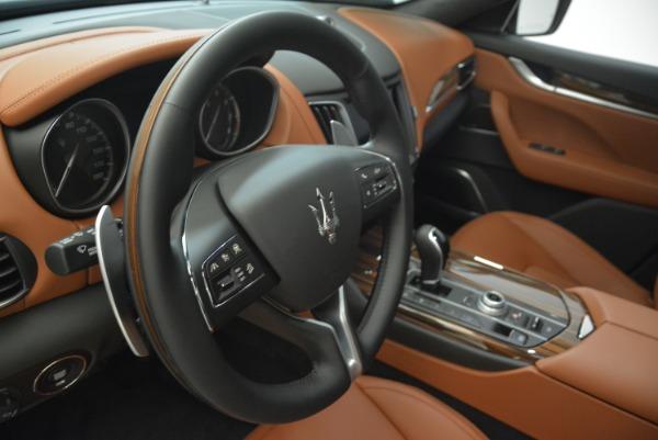 New 2018 Maserati Levante Q4 GranLusso for sale Sold at Aston Martin of Greenwich in Greenwich CT 06830 15