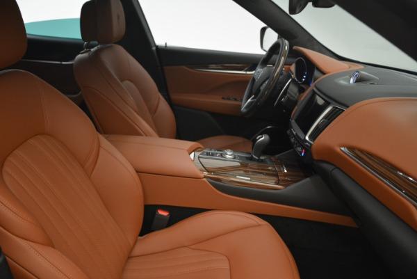 New 2018 Maserati Levante Q4 GranLusso for sale Sold at Aston Martin of Greenwich in Greenwich CT 06830 22
