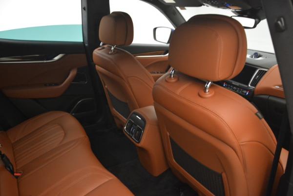 New 2018 Maserati Levante Q4 GranLusso for sale Sold at Aston Martin of Greenwich in Greenwich CT 06830 24
