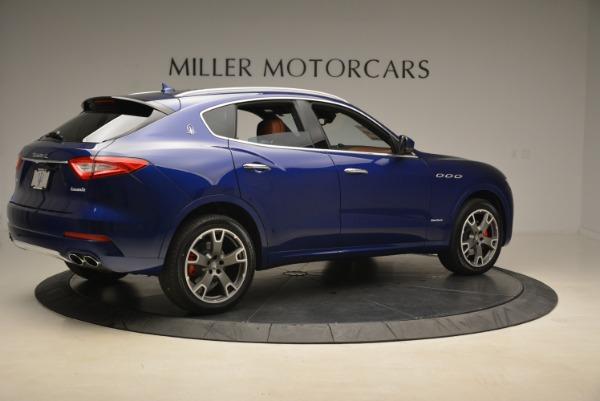 New 2018 Maserati Levante Q4 GranLusso for sale Sold at Aston Martin of Greenwich in Greenwich CT 06830 7