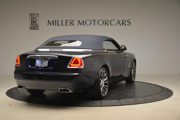 New 2018 Rolls-Royce Dawn for sale Sold at Aston Martin of Greenwich in Greenwich CT 06830 19