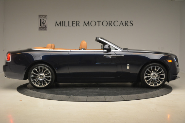 New 2018 Rolls-Royce Dawn for sale Sold at Aston Martin of Greenwich in Greenwich CT 06830 9