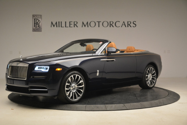 New 2018 Rolls-Royce Dawn for sale Sold at Aston Martin of Greenwich in Greenwich CT 06830 1