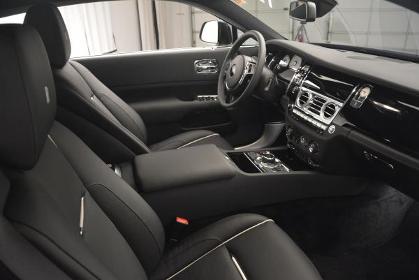 New 2016 Rolls-Royce Wraith for sale Sold at Aston Martin of Greenwich in Greenwich CT 06830 23
