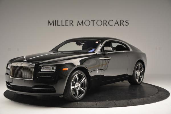 New 2016 Rolls-Royce Wraith for sale Sold at Aston Martin of Greenwich in Greenwich CT 06830 3