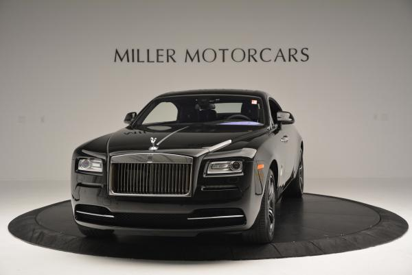 New 2016 Rolls-Royce Wraith for sale Sold at Aston Martin of Greenwich in Greenwich CT 06830 1