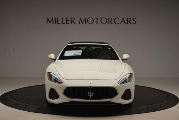 New 2018 Maserati GranTurismo Sport Convertible for sale Sold at Aston Martin of Greenwich in Greenwich CT 06830 10