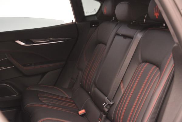 New 2018 Maserati Levante Q4 for sale Sold at Aston Martin of Greenwich in Greenwich CT 06830 21