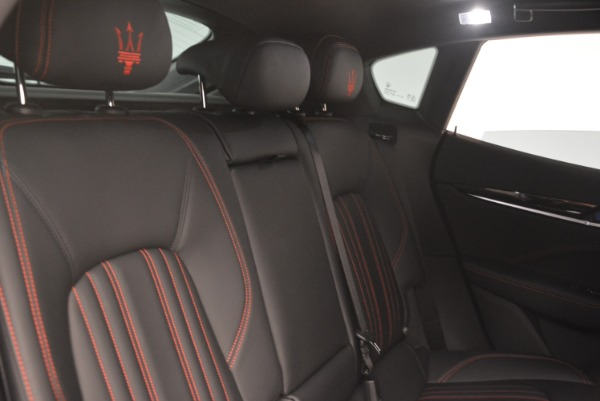 New 2018 Maserati Levante Q4 for sale Sold at Aston Martin of Greenwich in Greenwich CT 06830 24