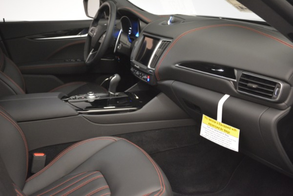 New 2018 Maserati Levante Q4 for sale Sold at Aston Martin of Greenwich in Greenwich CT 06830 25