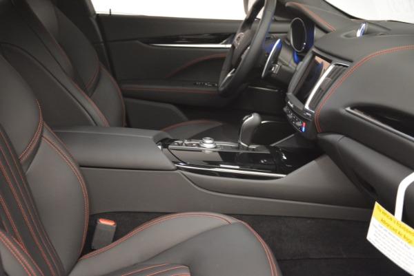 New 2018 Maserati Levante Q4 for sale Sold at Aston Martin of Greenwich in Greenwich CT 06830 26