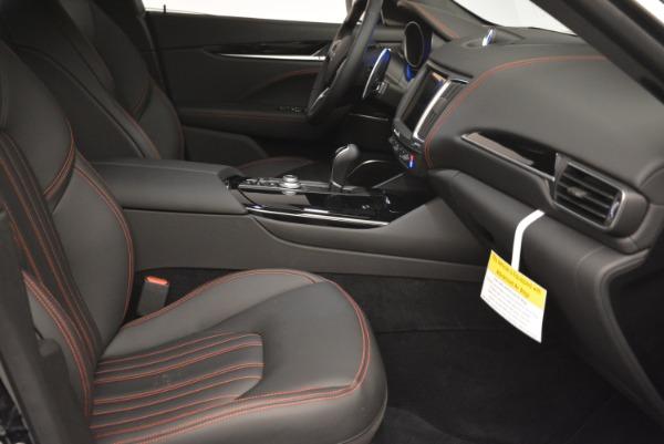 New 2018 Maserati Levante Q4 for sale Sold at Aston Martin of Greenwich in Greenwich CT 06830 27