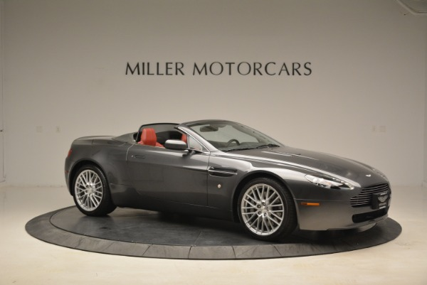 Used 2009 Aston Martin V8 Vantage Roadster for sale Sold at Aston Martin of Greenwich in Greenwich CT 06830 10
