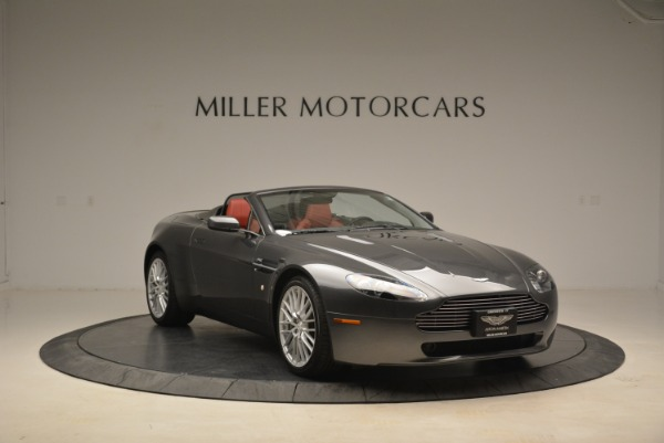 Used 2009 Aston Martin V8 Vantage Roadster for sale Sold at Aston Martin of Greenwich in Greenwich CT 06830 11