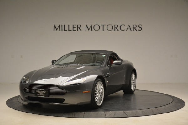 Used 2009 Aston Martin V8 Vantage Roadster for sale Sold at Aston Martin of Greenwich in Greenwich CT 06830 13