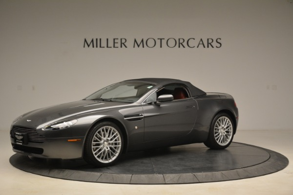 Used 2009 Aston Martin V8 Vantage Roadster for sale Sold at Aston Martin of Greenwich in Greenwich CT 06830 14