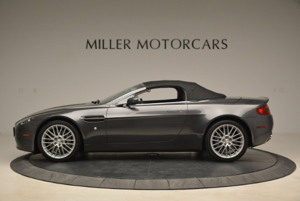 Used 2009 Aston Martin V8 Vantage Roadster for sale Sold at Aston Martin of Greenwich in Greenwich CT 06830 15