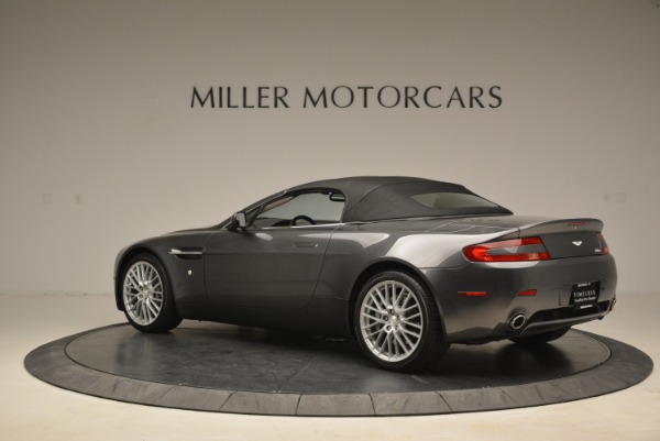 Used 2009 Aston Martin V8 Vantage Roadster for sale Sold at Aston Martin of Greenwich in Greenwich CT 06830 16