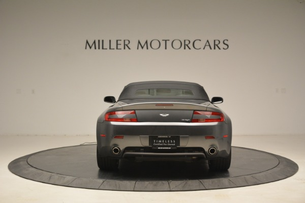 Used 2009 Aston Martin V8 Vantage Roadster for sale Sold at Aston Martin of Greenwich in Greenwich CT 06830 18