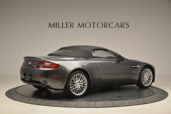Used 2009 Aston Martin V8 Vantage Roadster for sale Sold at Aston Martin of Greenwich in Greenwich CT 06830 20