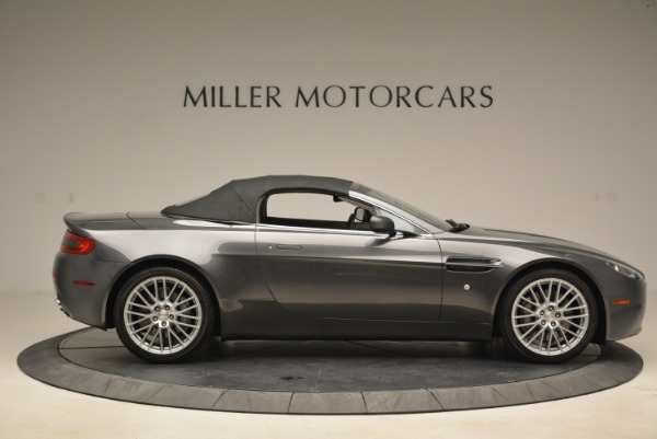 Used 2009 Aston Martin V8 Vantage Roadster for sale Sold at Aston Martin of Greenwich in Greenwich CT 06830 21