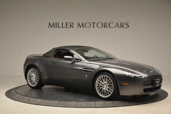 Used 2009 Aston Martin V8 Vantage Roadster for sale Sold at Aston Martin of Greenwich in Greenwich CT 06830 22