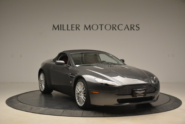 Used 2009 Aston Martin V8 Vantage Roadster for sale Sold at Aston Martin of Greenwich in Greenwich CT 06830 23
