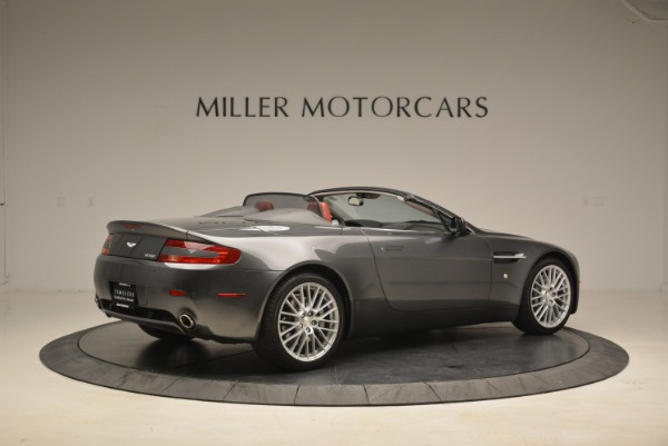 Used 2009 Aston Martin V8 Vantage Roadster for sale Sold at Aston Martin of Greenwich in Greenwich CT 06830 8