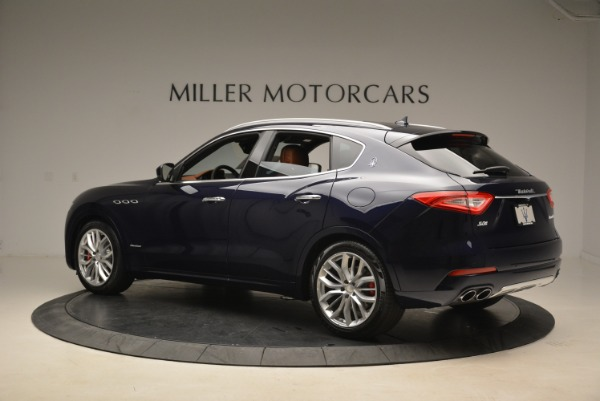 New 2018 Maserati Levante S Q4 GranLusso for sale Sold at Aston Martin of Greenwich in Greenwich CT 06830 3