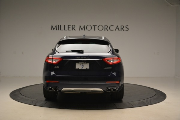 New 2018 Maserati Levante S Q4 GranLusso for sale Sold at Aston Martin of Greenwich in Greenwich CT 06830 5
